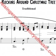rocking around christmas tree